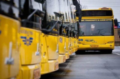 UEFA 2018: Kyiv furnishes 220 buses to meet fans at Boryspil airport