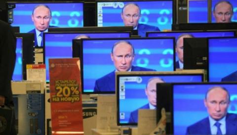 Ukraine imposes sanctions against number of Russian mass media