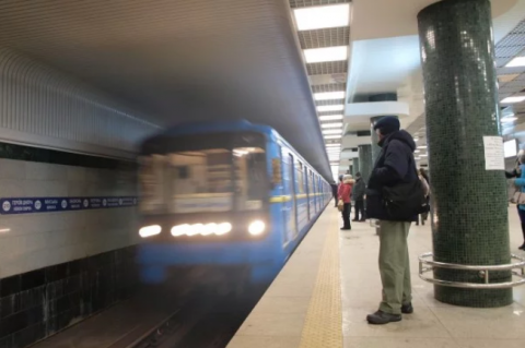 Mining of Kyiv subway: all stations checked, opened for passengers