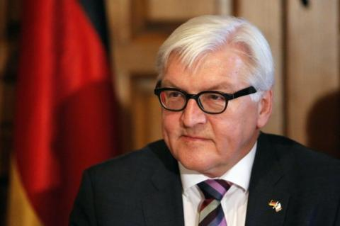 German President Steinmeier to visit Ukraine today