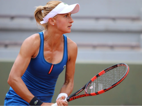 Tennis: Ukraine's Lesya Tsurenko enters Round 2 of Roland Garros