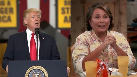 Roseanne Barr's five most controversial moments