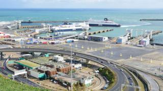 Vietnamese boy found inside a suitcase at Port of Dover