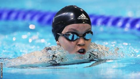 Ellie Simmonds: Paralympic gold medallist criticises British Swimming over support