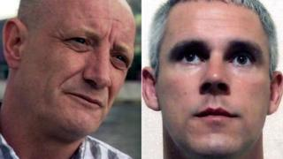 Paul Massey and John Kinsella: Gangland deaths accused in court