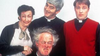 Father Ted to return as musical, co-creator says