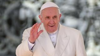 Pope Francis grants indulgences for Dublin participants