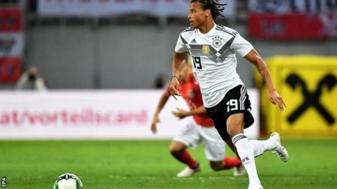 World Cup 2018: Leroy Sane left out of Germany World Cup squad