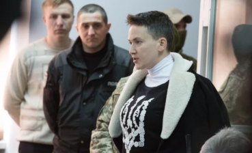 Polygraph test confirms Savchenko