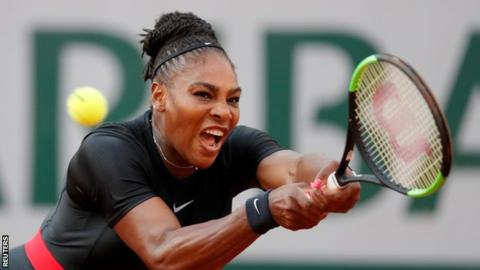 French Open: Serena Williams pulls out with injury before Maria Sharapova match