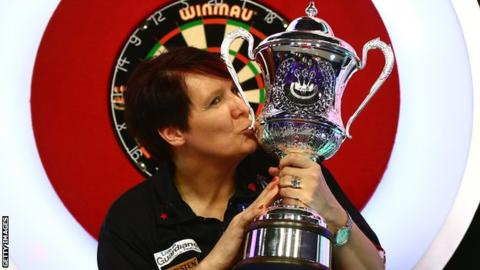 PDC World Championship: Two female players guaranteed main-draw places