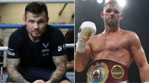 "Martin Murray: Billy Joe Saunders a ""hypocrite"" for fight postponement"