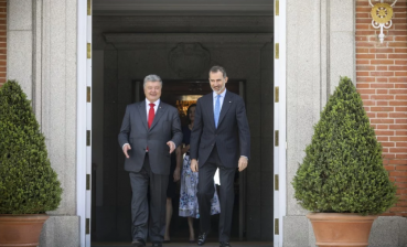 Poroshenko counts on Spain