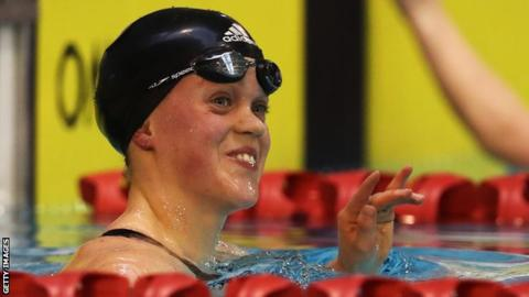 Ellie Simmonds: British Swimming names European Para-swimming team