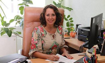 Oksana Kryvenko heads the National Committee for Energy and Municipal Services of Ukraine