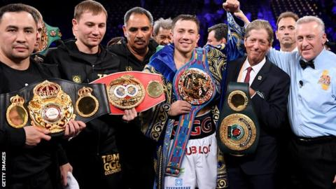Gennady Golovkin stripped of IBF world middleweight title