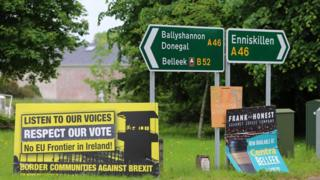 Reality Check: What do Brexit backstop proposals mean?