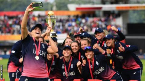 England's World Cup winning women's team set to double salary by 2021