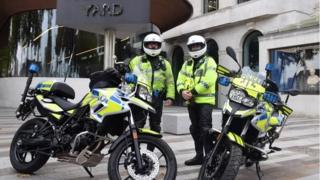 Boy, 14, charged over string of moped thefts in north London