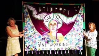 Suffrage centenary: The women getting creative and going on the march