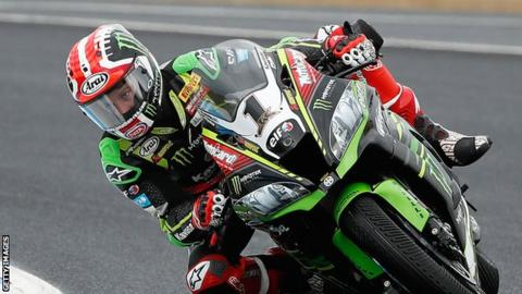 WSBK: Rea breaks victories record in Brno with 60th win
