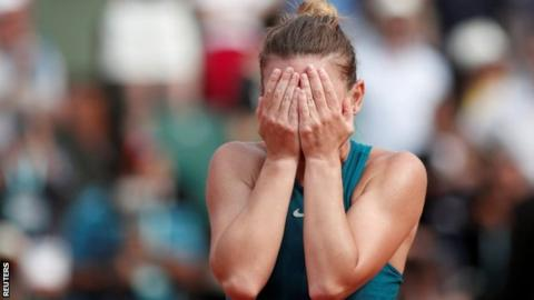 French Open 2018: Champion Simona Halep thought chance to win