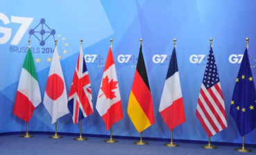 "Leaders of G7 countries agreed to jointly react to actions of ""hostile states"""