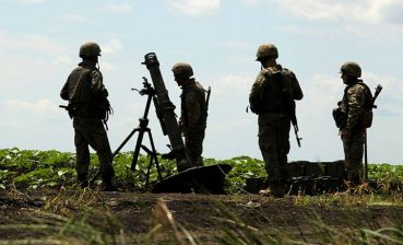 Day in Donbas: Seven attacks of pro-Russian militants during the day