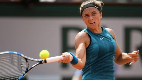 Sara Errani 'disgusted' as ban increased to 10 months after cancer drug showed up in test