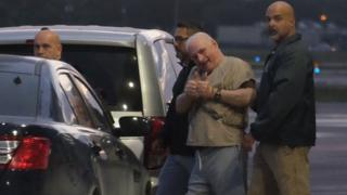 Former Panama President Martinelli extradited from US