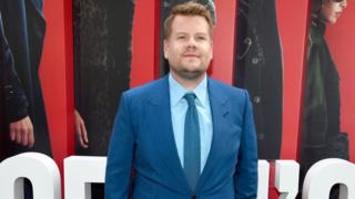 James Corden has given up meat because of animal abuse