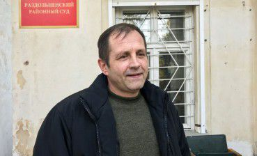 Political prisoner Balukh faces more pressure in jail, - media
