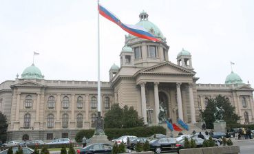 Serbian parliament to vote for recognition of referendum in Crimea