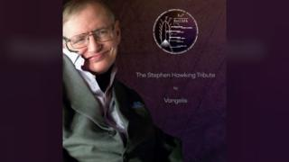 Stephen Hawking's words will be beamed into space