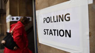Voting under way in Lewisham East by-election