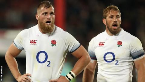 England v South Africa: Brad Shields in as England drop Chris Robshaw