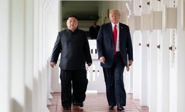 Lots of charm, few specifics: How world reacts to meeting between Trump and Kim