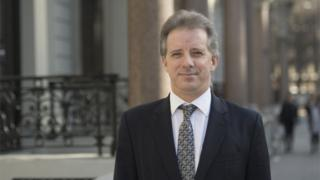 Trump dossier author Christopher Steele fights defamation case