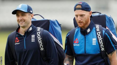 Ben Stokes & Chris Woakes: England all-rounders set to miss Australia ODIs