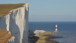 Mother and son found dead at Beachy Head cliffs