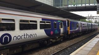 Northern Rail: Guards row sparks fresh strikes
