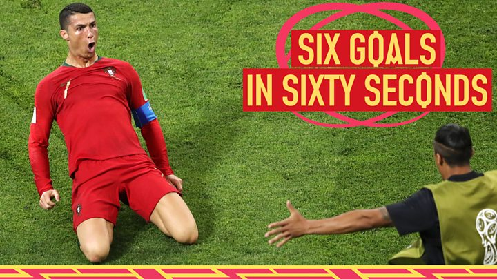 World Cup 2018: 'Own goal' is leading scorer after 17 games