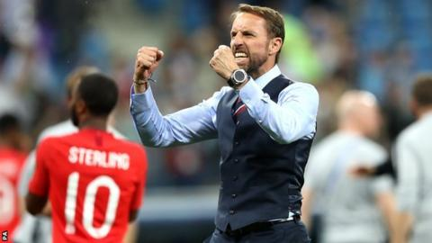 World Cup 2018: England manager Gareth Southgate dislocates shoulder