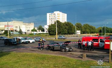 What is known about murder of businessman Anatoly Skoromny in Cherkasy
