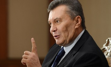 Court session on Yanukovych