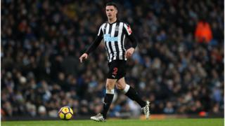 Newcastle United player Ciaran Clark attacked in Magaluf bar