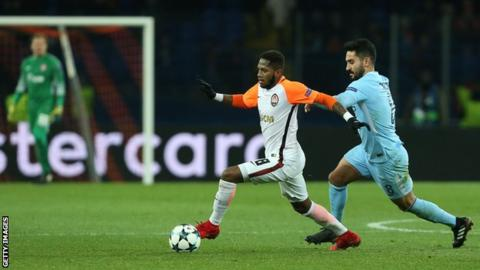 Manchester United: Brazilian Fred joins from Shakhtar Donetsk for?47m