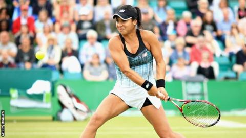 Nature Valley International: Britons Heather Watson, Harriet Dart and Katie Swan awarded Eastbourne wildcards