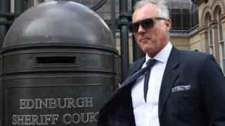 John Leslie cleared of sexual assault in Edinburgh nightclub