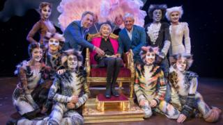 West End theatre renamed after Cats choreographer Gillian Lynne